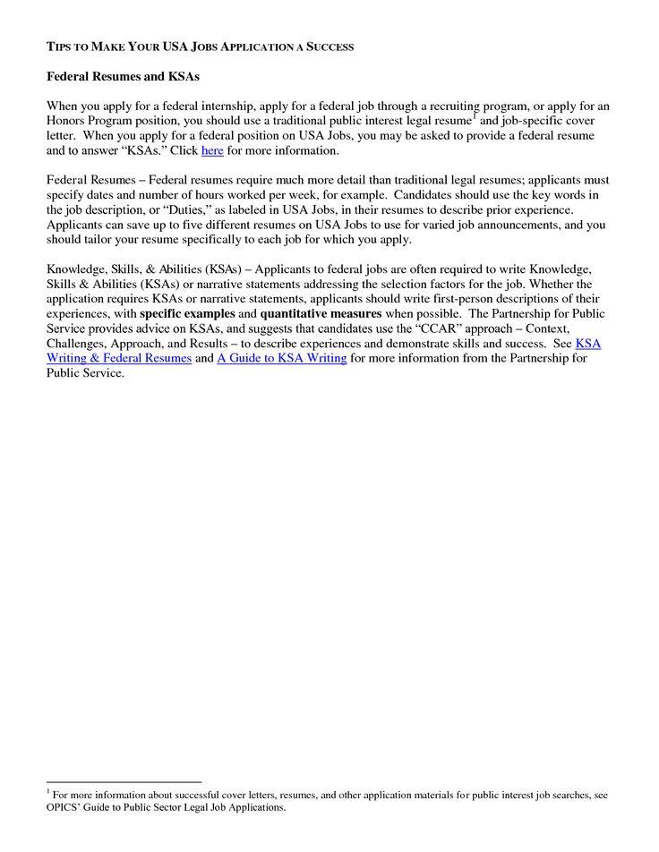 best 25 job resume samples ideas on pinterest job search usa jobs resume format