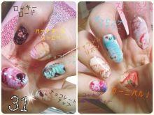 Tatoo nail tutrial print