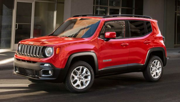 2016 Chrysler Jeep Renegade - Google Search