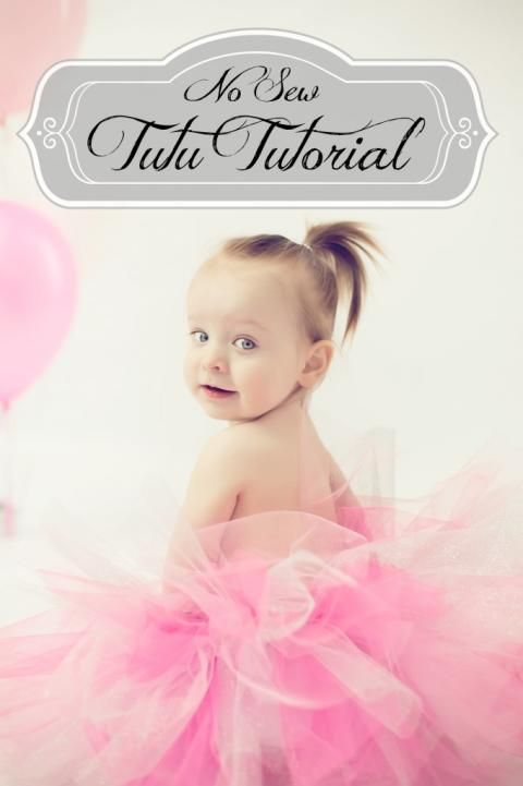 how to make a no sew layered tutu skirt