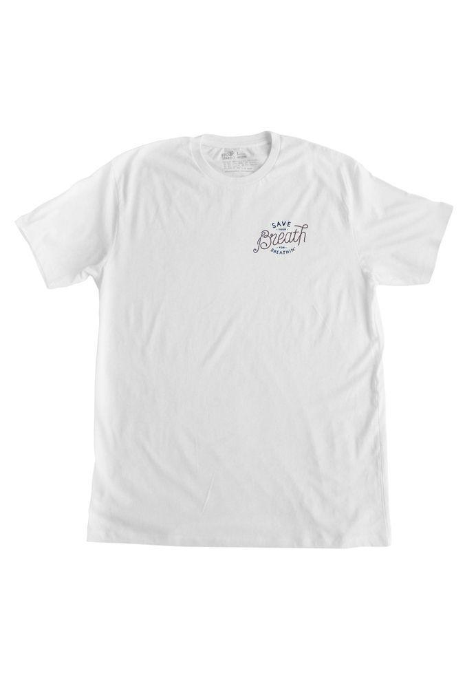 LEO AND SPARGO Save Your Breath T-Shirt // Shop now on cliquearcade.com.au