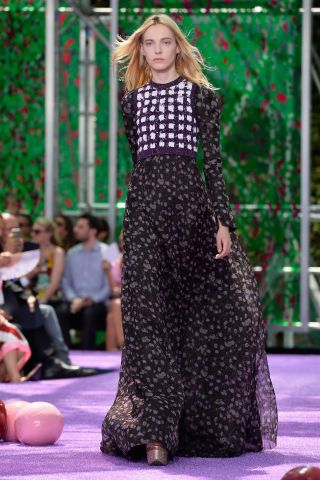 Dior Haute Couture Fall 2015. See all the best runway looks from Couture Week here: