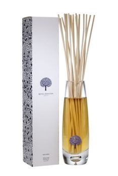 Royal Doulton Vase Diffuser Set Warm Amber.  Highest quality triple scented - extra long lasting diffuser. Elegant slimline packaging - ideal for a special gift!