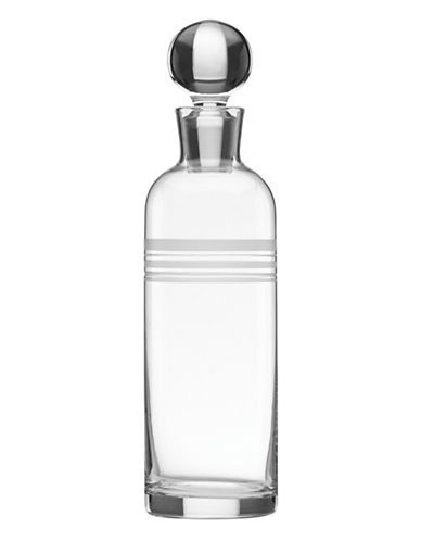 Brands | Decanters | Library Stripe Decanter | Hudson's Bay