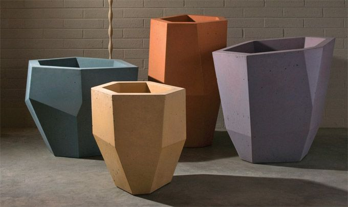 Planters by Kornegay Designs – Arizona - The Cool Hunter