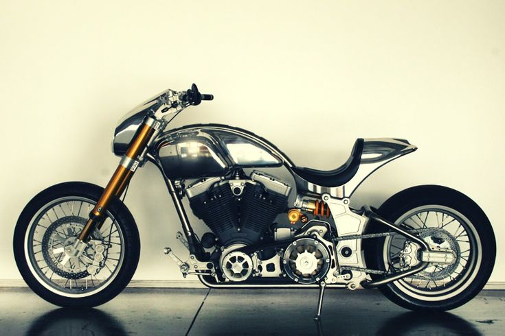 I gotta admit, Mr. Reeves got it right with this one. Rad f'ing bike!  KR GT 1 Prototype by The Arch Motorcycle Company