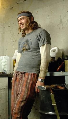 J Franco's Guatemalan pants.