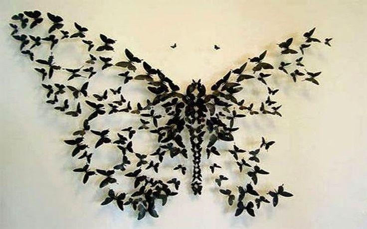 """Efecto Mariposa. """"El aleteo de las alas de una mariposa puede provocar un Tsunami al otro lado del mundo"""". Seguro que más de una vez habéis oído o dicho estas palabras que describe el conocido efecto mariposa, pero..."""