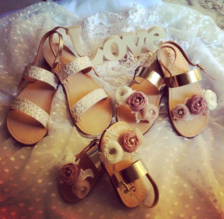 Luxury Handmade Greek Leather sandals