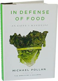 Book Review - In Defense of Food - That's What I Eat - One Girl's Journey to Weight Loss Using Real Food