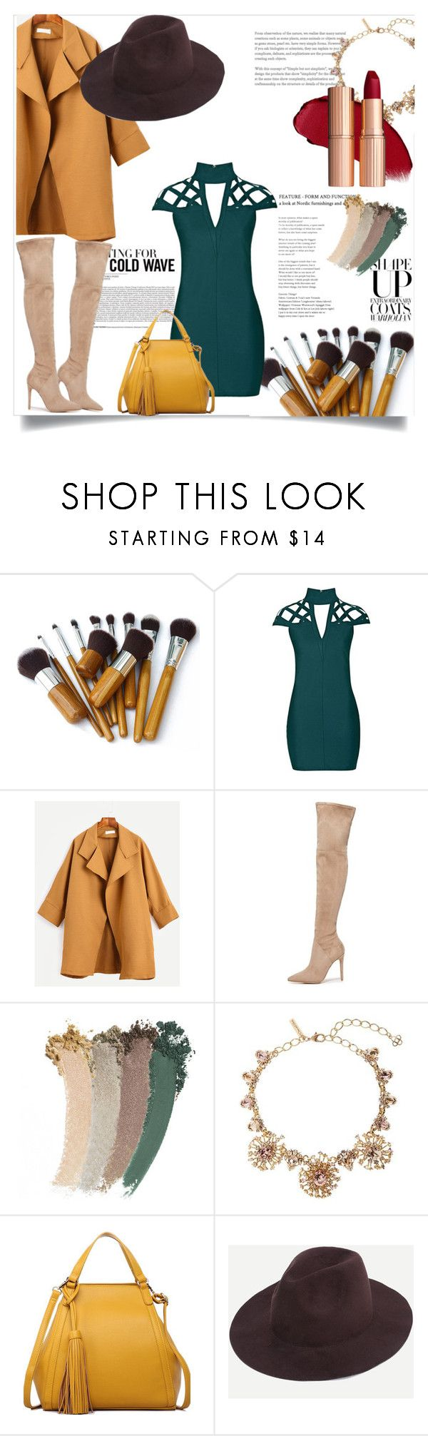 """""""Business women"""" by bluedimondfashion ❤ liked on Polyvore featuring Rare London, Kendall + Kylie, Gucci and Oscar de la Renta"""