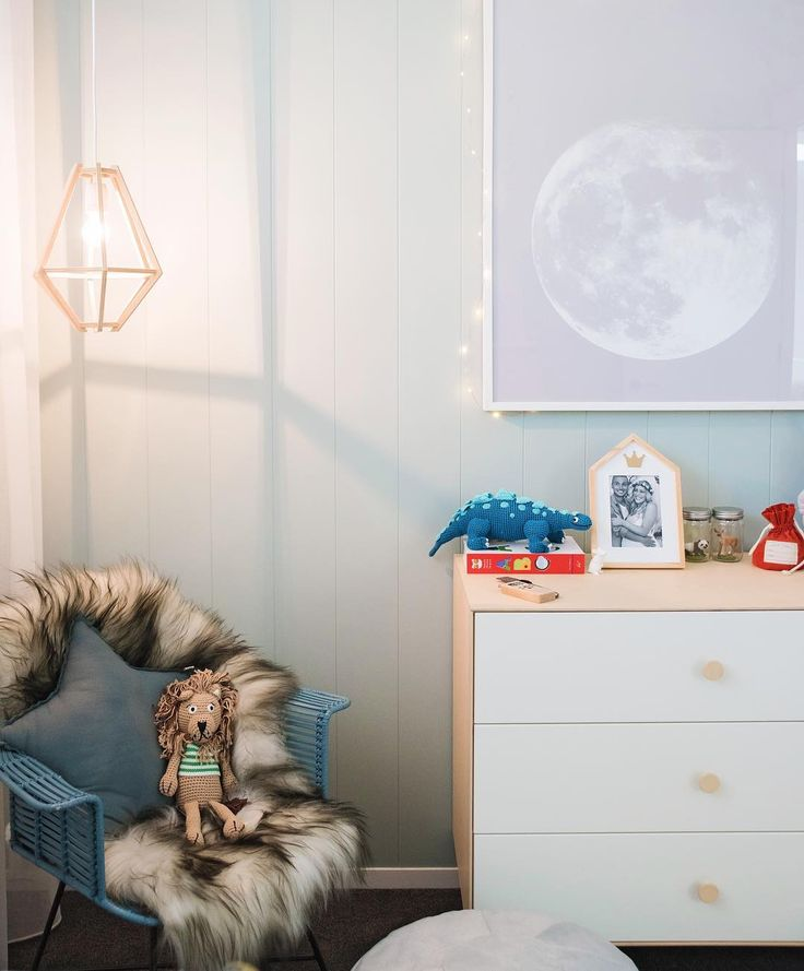Easycraft decorative wall   EasyVJ   A charming kids rooms design by @becdours