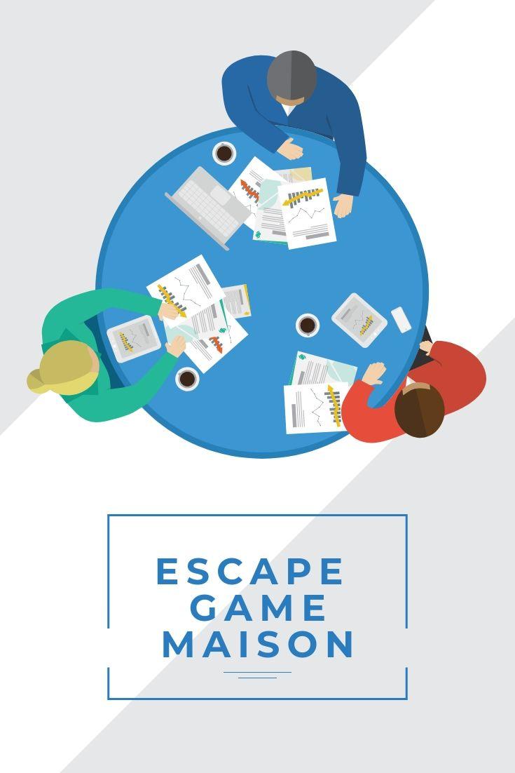 Organisez un Escape Game chez vous ou dans votre entreprise. Idée orgniale pour grands et petits. #diy #entreprise #maison #salon #deco #enfant #escapegame #escaperoom #idée #vacances #weekend #famille #rire #filles #garcon #cadeau