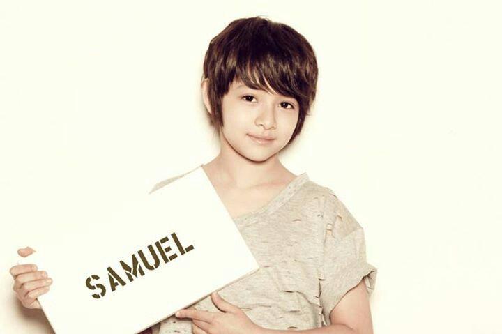 Samuel (He's a baby, so cute)