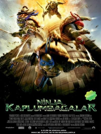 Ninja Kaplumbağalar – Teenage Mutant Ninja Turtles 2014 Türkçe Dublaj Ücretsiz indir - https://filmindirmesitesi.org/ninja-kaplumbagalar-teenage-mutant-ninja-turtles-2014-turkce-dublaj-ucretsiz-indir.html