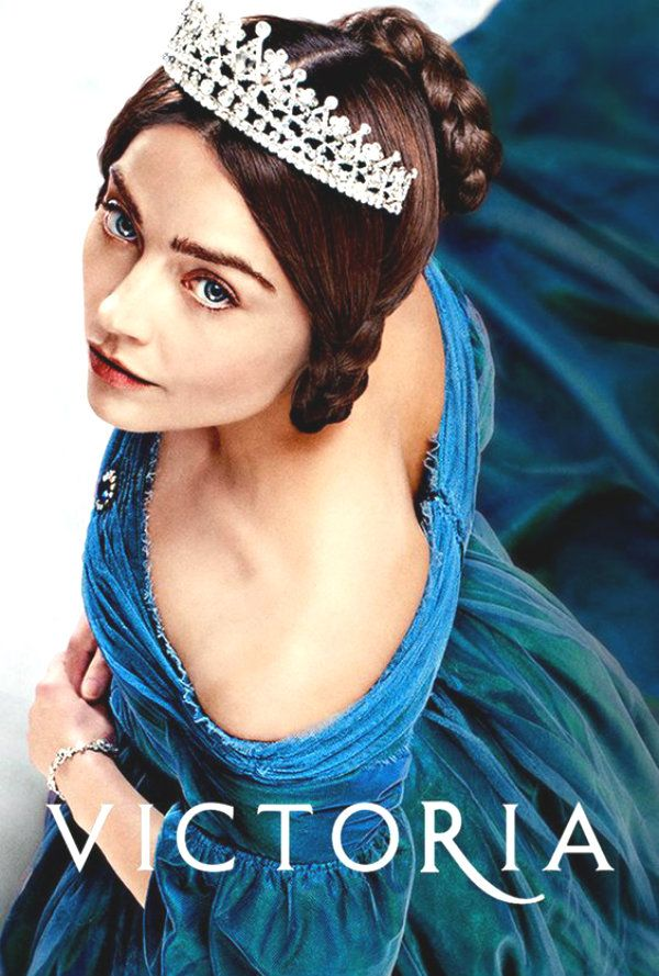 VICTORIA♔I love this TV serie.