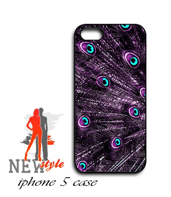iphone 5 case  Peacock Feathers  iphone 5 case  by NewStyleDesign, $16.00