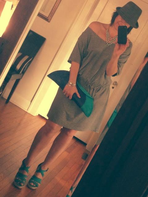 WobiSobi: T-Shirt, Summer Dress: DIY