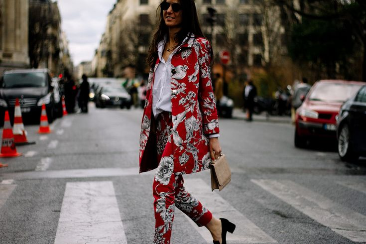 Street Style: París Fashion Week Otoño-Invierno 2016