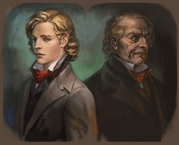 Dorian Gray by Pti-SPB