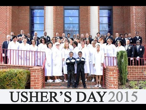 Alfred Street Baptist Church Usher's When the Saints Go Marching In