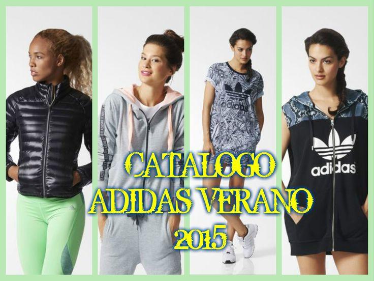 CATALOGO ADIDAS VERANO 2015