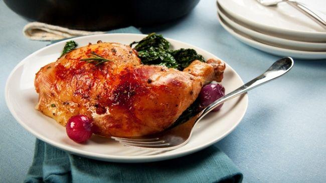 Цыпленок по-тоскански, рецепт приготовления - Портал «Домашний»