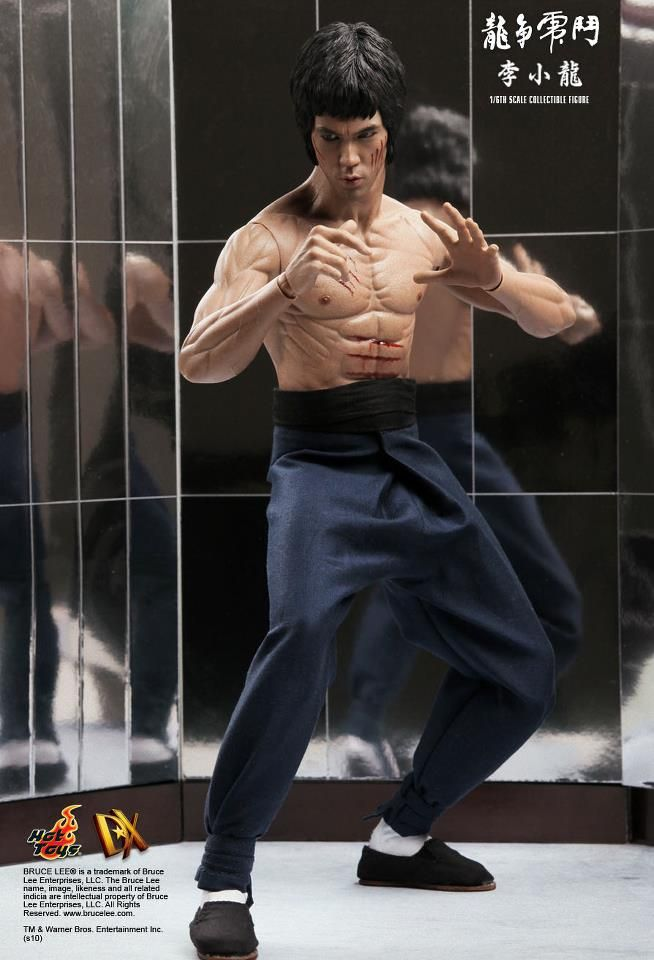 Bruce Lee the best martial artist to come along in a generation !
