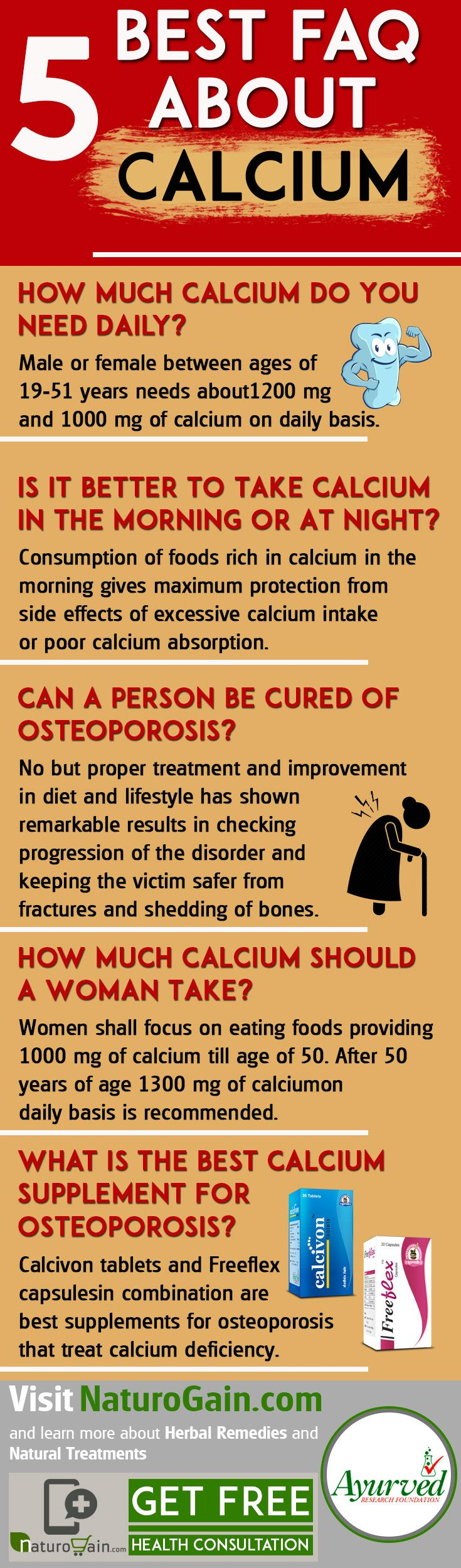 29+ Calcium tablets for osteoporosis side effects information