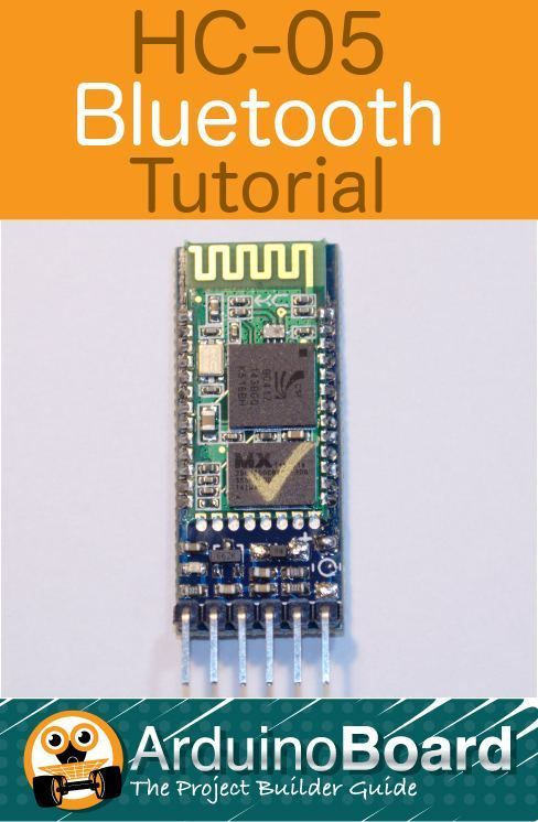 Using the HC-05 Bluetooth modules for peer to peer communication. https://arduino-board.com/tutorials/bluetooth (Scheduled via TrafficWonker.com)