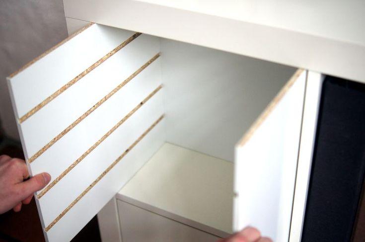 Papieraufbewahrung f�r Scrap-Papier, von New Swedish Designs (  Give Away)