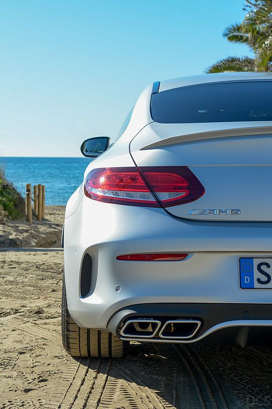 Luxify is on the road in Spain with the Mercedes-AMG C 63 S Coupé! Read all about their high performance trip here.   [Mercedes-AMG C 63 S Coupé - Fuel consumption combined: 8.9 - 8.6 l/100 km CO2 emissions combined: 209 - 200 g/km]