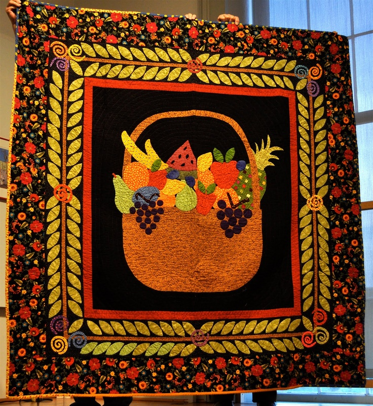 Quilt Guild Demo Ideas : Marys River Quilt Guild: May Meeting... Ideas for Basket Quilts Pinterest Rivers and Quilt