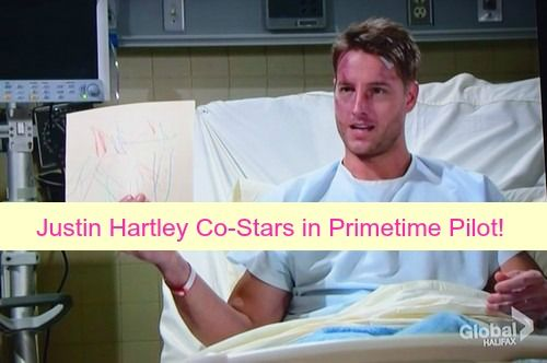 """The Young and the Restless"" (Y&R) spoilers tease that Justin Hartley could be leaving the CBS soap opera as Adam Newman."