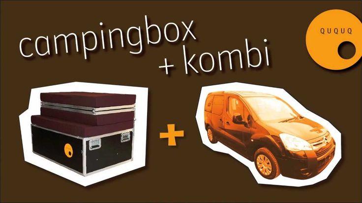 Wystarczy, że macie bagażnik o szerokości metra i już możecie używać QUQUQ Campingbox - piknikowy zestaw oraz materac w jednym pakiecie. Co prawda sezon piknikowy za nami, ale materac w samochodzie to zawsze wygodna opcja bez względu na porę roku. (info: facet.pl/)