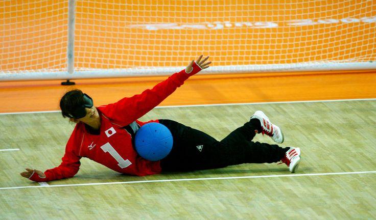 paralympics 2016 | Paralympic Goalball - Rio 2016 Summer Paralympics