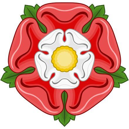 Tudor rose - for nan & grandad