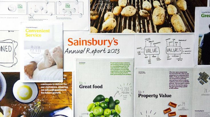 SAS London and Sainsbury's gold winning Best online annual report at the Digital Impact Awards - see some of their work here! @SAS_Creative @sainsburysPR