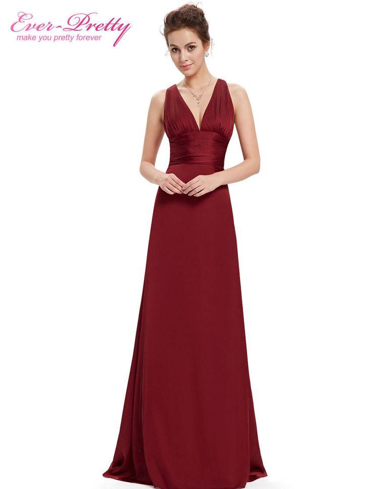 Very cheap elegant evening dress from EverPretty in AliExpress