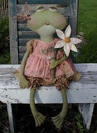 Cloth Doll Patterns by Maureen Mills  $ for pattern
