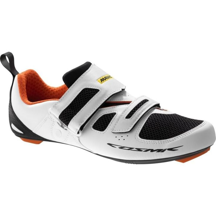 Chaussures triathlon Mavic Cosmic Elite Tri (Blanc)