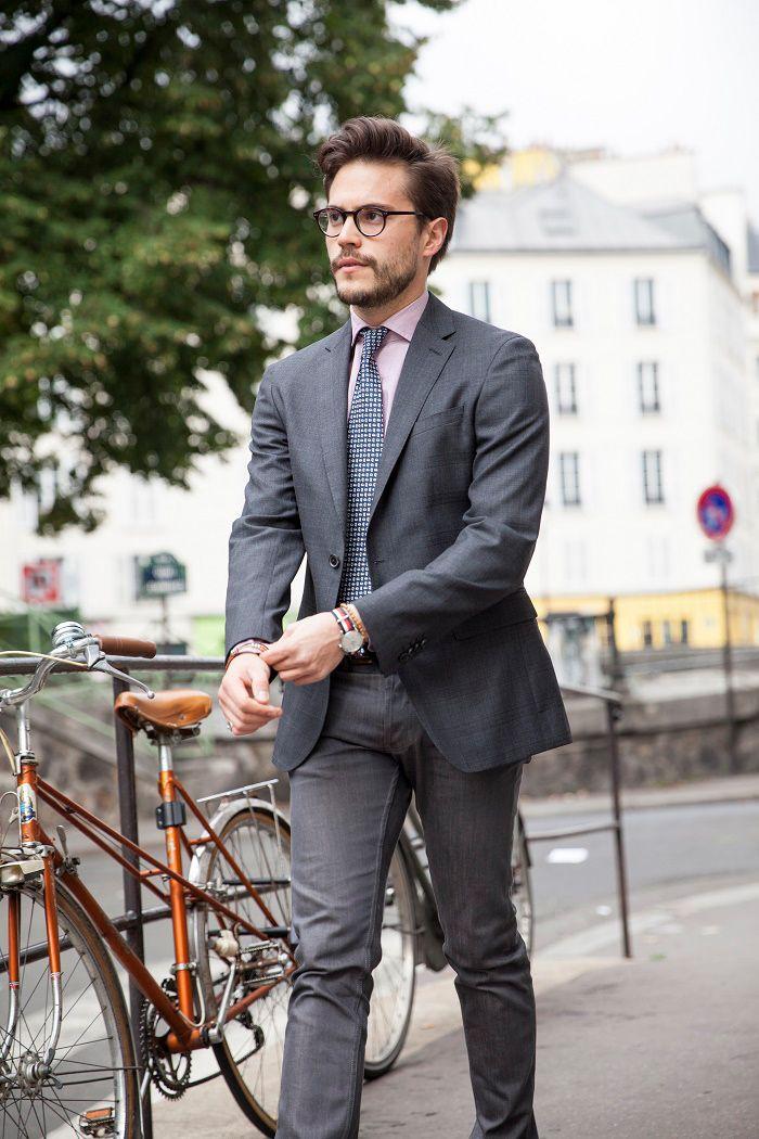 Veste-costume-technique-prince-de-galles-gris-bonnegueule