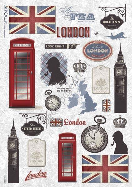 London Papier