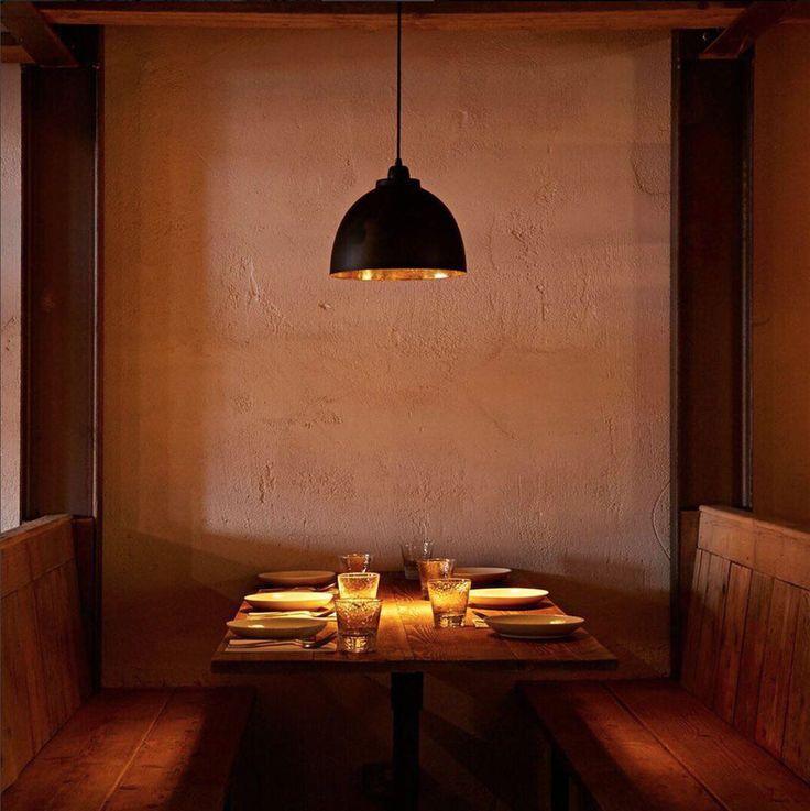 Interior do restaurante Som Saa em Londres
