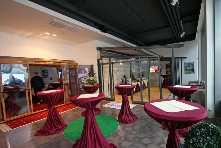 Alukov showroom