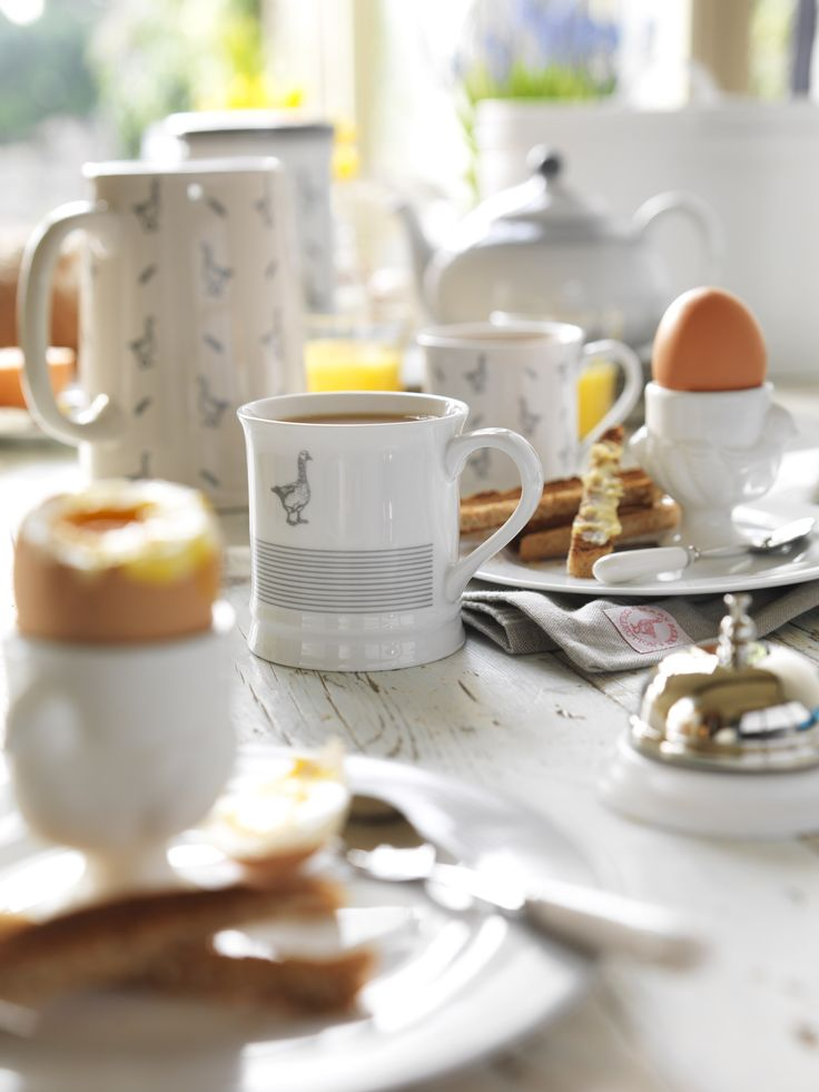 If only breakfast always looked like this! Mary Berry Collection