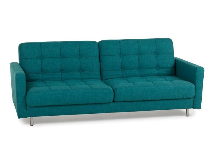 EDEN - Sofa-bed - Blue