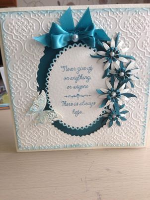 made using Phill Martin's 'Sentimentally Yours' stamps