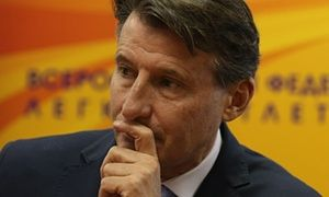 Sebastian Coe must now launch assault on doping to retain credibility