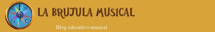 Editor melodía y partituras online La Brújula Musical